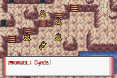 Pokemon Eruption (beta 2.1) - Cynda! - User Screenshot